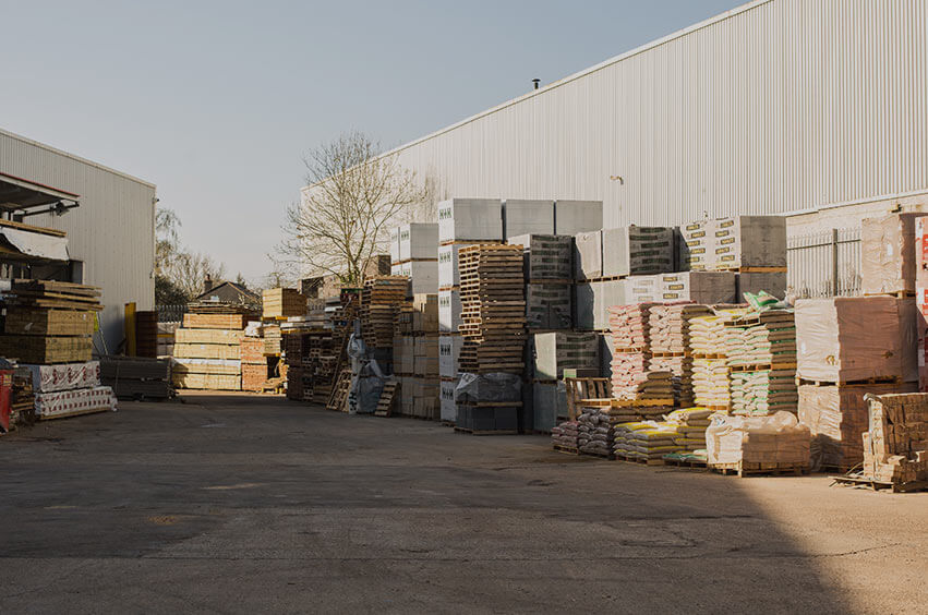 Builders Merchants Amp Timber Yard In St Albans