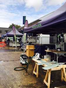 festool roadshow at elsons